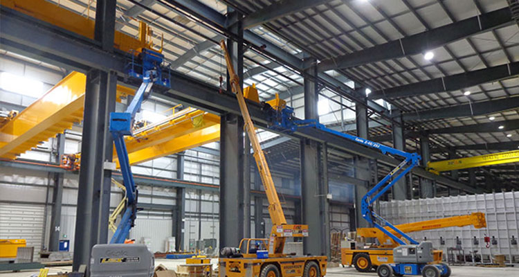 Gantry Crane Lift Service - KMJ Machinery Movers