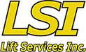 LSI Machinery Movers Lift Services